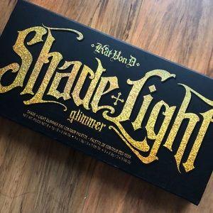 Kat Von D Shade + Light Glimmer Eyeshadow Palette